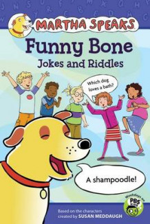 Funny Bone Jokes and Riddles av Susan Meddaugh (Innbundet)