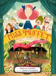 Miss Muffet, or What Came After av Marilyn Singer (Innbundet)