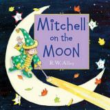 Omslag - Mitchell on the Moon