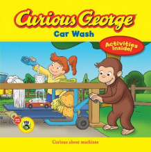 Curious George Car Wash av H. A. Rey (Heftet)