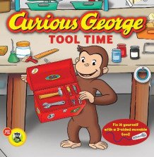 Curious George Tool Time av H. A. Rey (Heftet)