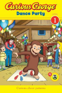 Curious George: Dance Party av H A Rey (Heftet)