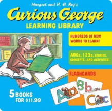 Curious George Learning Library av H. A. Rey (Heftet)