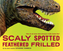 Scaly Spotted Feathered Frilled av Catherine Thimmesh (Innbundet)
