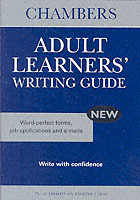 Chambers Adult Learners' Writing Guide av Chambers (Heftet)