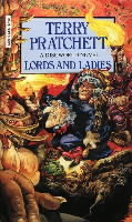 Lords and ladies av Terry Pratchett (Heftet)