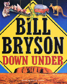 Down Under av Bill Bryson (Lydkassett)