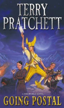 Going postal av Terry Pratchett (Heftet)