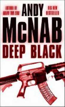 Deep black av Andy McNab (Heftet)