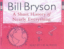 A Short History of Nearly Everything av Bill Bryson (Lydbok-CD)