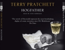 Hogfather av Terry Pratchett (Lydbok-CD)