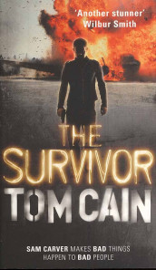 The survivor av Tom Cain (Heftet)