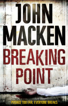 Breaking Point av John Macken (Heftet)