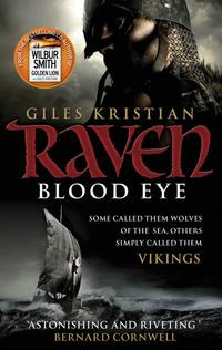 Blood eye av Giles Kristian (Heftet)