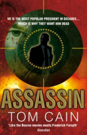 Assassin av Tom Cain (Heftet)