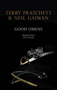 Good omens av Neil Gaiman og Terry Pratchett (Heftet)