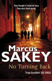 No Turning Back av Marcus Sakey (Heftet)