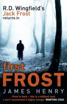 First frost av James Henry (Heftet)