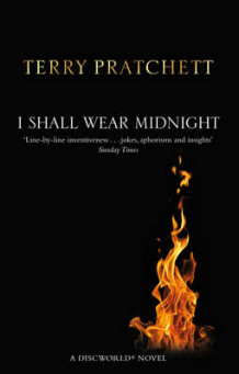 I Shall Wear Midnight av Terry Pratchett (Heftet)