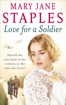 Love for a Soldier av Mary Jane Staples (Heftet)