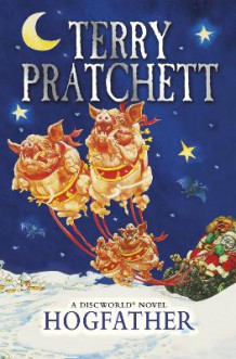 Hogfather av Terry Pratchett (Heftet)