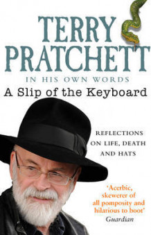 A Slip of the Keyboard av Terry Pratchett (Heftet)
