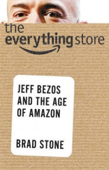 Omslag - The Everything Store: Jeff Bezos and the Age of Amazon