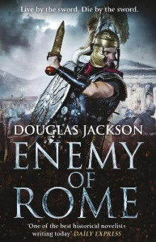 Enemy of Rome av Douglas Jackson (Heftet)
