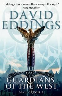 Guardians of the west - (malloreon 1) av David Eddings (Heftet)