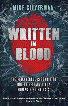 Written in Blood av Mike Silverman og Tony Thompson (Heftet)