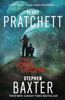 The Long Utopia av Terry Pratchett og Stephen Baxter (Heftet)