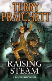 Raising steam av Terry Pratchett (Heftet)