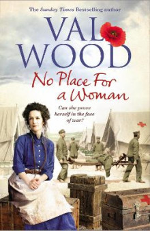 No Place for a Woman av Val Wood (Heftet)
