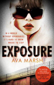 Exposure av Ava Marsh (Heftet)