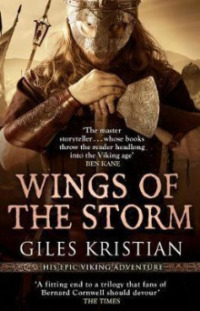 Wings of the Storm av Giles Kristian (Heftet)