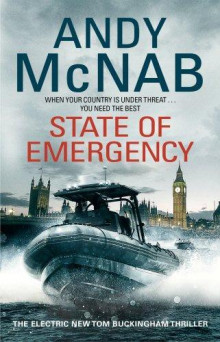 State of Emergency av Andy McNab (Heftet)