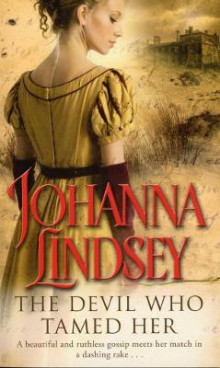 The Devil Who Tamed Her av Johanna Lindsey (Heftet)