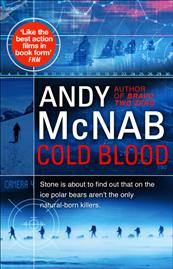 Cold Blood (Nick Stone Thriller #18) av Andy McNab (Heftet)