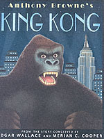 King Kong av Anthony Browne (Heftet)