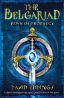 Belgariad 1: Pawn of Prophecy av David Eddings (Heftet)