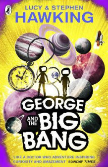 George and the Big Bang av Lucy Hawking og Stephen Hawking (Heftet)