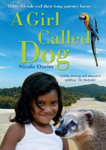 A Girl Called Dog av Nicola Davies (Heftet)