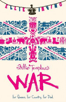 Billie Templar's War av Ellie Irving (Heftet)