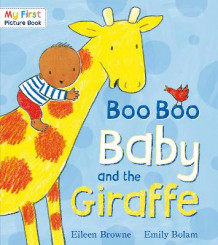 Boo Boo Baby and the Giraffe av Eileen Browne (Heftet)