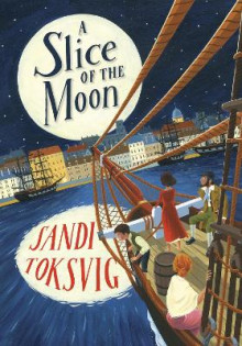 A Slice of the Moon av Sandi Toksvig (Heftet)