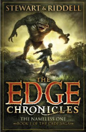 The Edge Chronicles 11: The Nameless One av Chris Riddell og Paul Stewart (Heftet)
