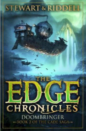 The Edge Chronicles 12: Doombringer av Chris Riddell og Paul Stewart (Heftet)