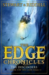 The Edge Chronicles 13: The Descenders av Chris Riddell og Paul Stewart (Heftet)