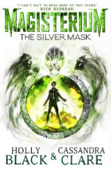 Omslag - Magisterium: The Silver Mask