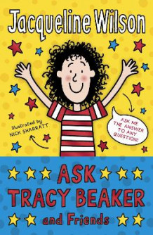 Ask Tracy Beaker and Friends av Jacqueline Wilson (Heftet)